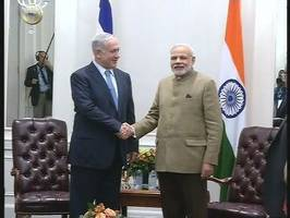 PM Modi, Israeli PM hold talks to expand ties in cyber security, agriculture, water management