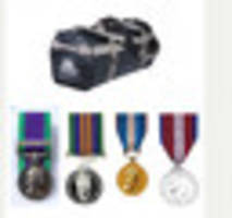 old soldier's medals stolen in house burglary